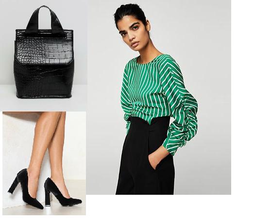 Outfit para oficina - Asesoría de imagen ejecutiva - Lillian Sanchez