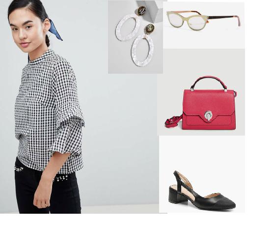 Outfit para oficina - Asesoría de imagen ejecutiva - Faviola Palomino