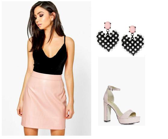 Outfit para discoteca - Asesoría de imagen ejecutiva - Lillian Sanchez