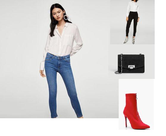Outfit casual - Asesoría de imagen ejecutiva - Lillian Sanchez